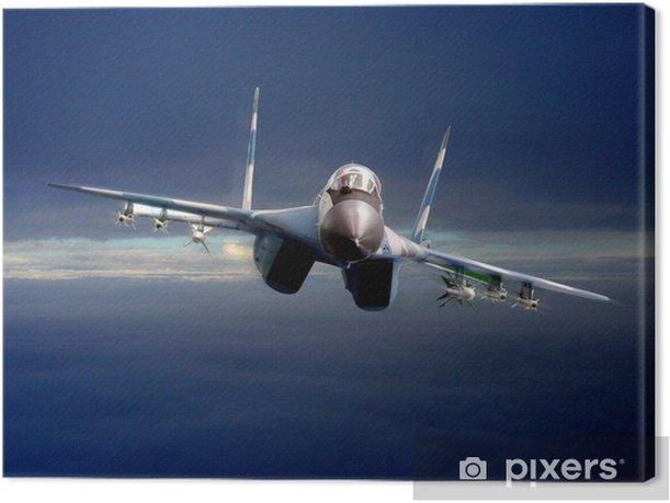 Obraz na płótnie Avion2chase - Transport powietrzny