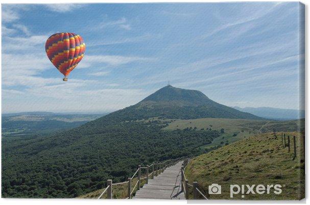 Obraz na płótnie Balon - Transport powietrzny