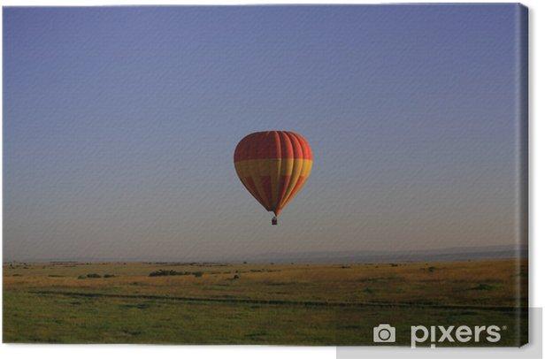 Obraz na płótnie Balon - Afryka