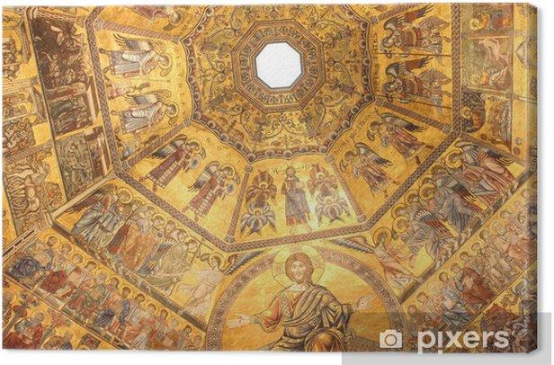 Obraz na płótnie Baptysterium San Giovanni - Europa