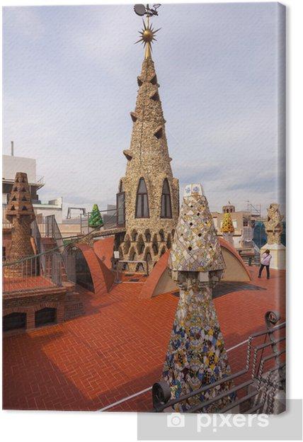 Obraz na płótnie Barcelona, Hiszpania - Miasta europejskie
