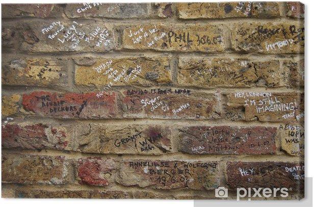 Obraz na płótnie Beatles ściany - Criteo
