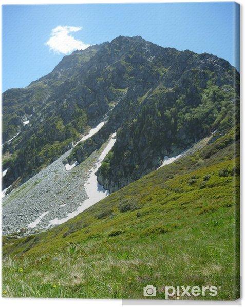 Obraz na płótnie Belledonne - Góry