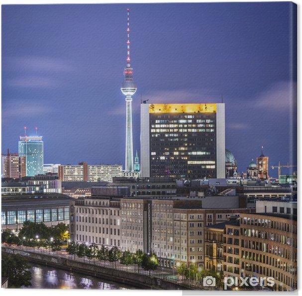 Obraz na płótnie Berlin, Niemcy Miasta - Niemcy