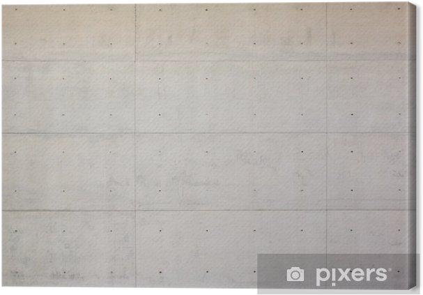 Obraz na płótnie Betonowe ściany tekstury - Tematy
