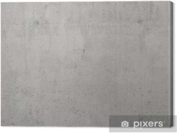 Obraz na płótnie Betonowy mur - Tematy