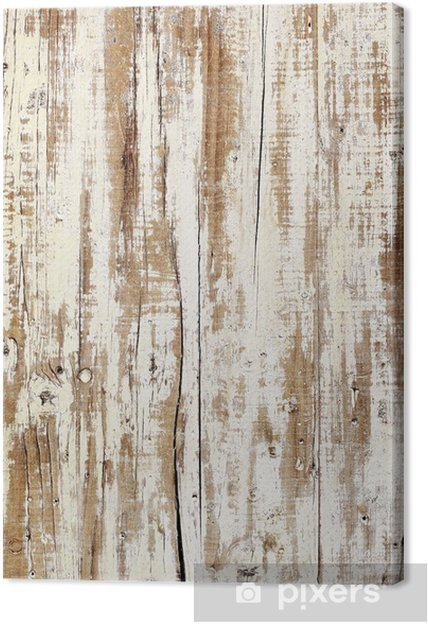Obraz na płótnie Biały drewno wieku - Tematy