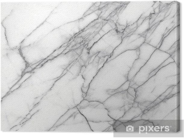 Obraz na płótnie Biały marmur (High.Res.) - iStaging