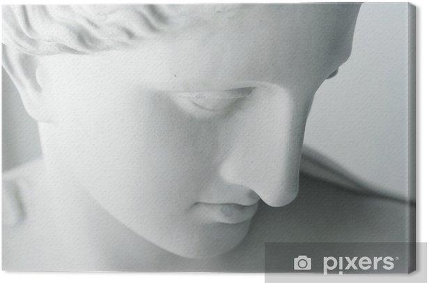 Obraz na płótnie Biały posąg Wenus - Budynki użyteczności publicznej