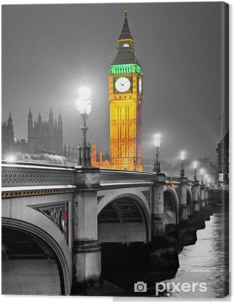 Obraz na płótnie Big Ben, London, UK. -