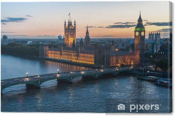 Obraz na płótnie Big Ben, London - Tematy