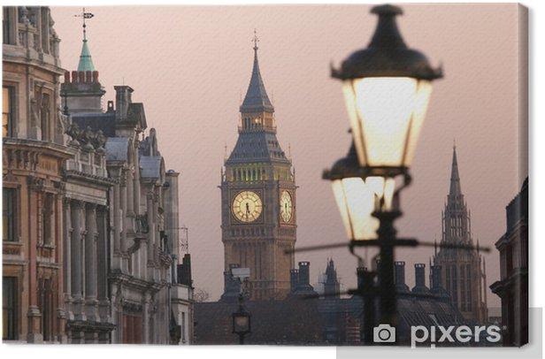 Obraz na płótnie Big Ben o świcie - Tematy