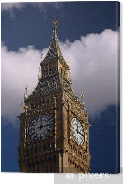 Obraz na płótnie Big Ben - Miasta europejskie