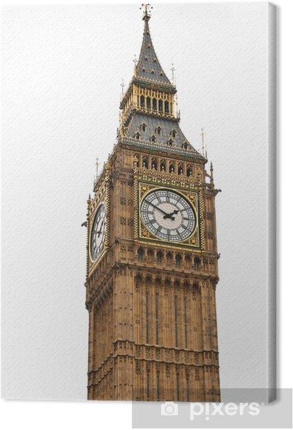 Obraz na płótnie Big Ben - Zabytki