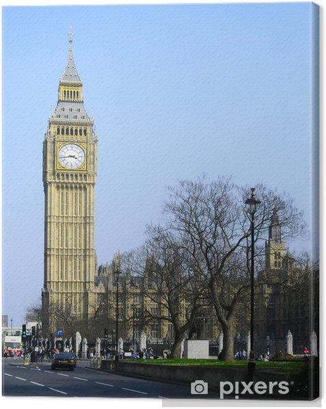Obraz na płótnie Big Ben - Tematy