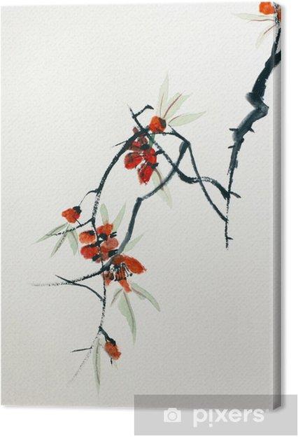 Obraz na płótnie Blooming Sakura - Hobby i rozrywka
