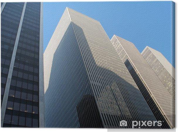Obraz na płótnie Blue skyline - Sytuacje biznesowe