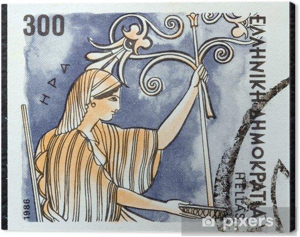 Obraz na płótnie Bogini Hera (Grecja 1986) - Kobiety
