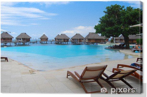 Obraz na płótnie Bora Bora - Ameryka
