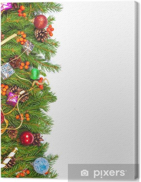 Obraz na płótnie Boże Narodzenie w tle. eve ramy - Święta międzynarodowe