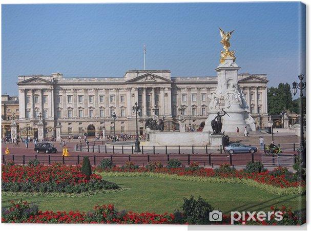 Obraz na płótnie Buckingham Palace - Miasta europejskie