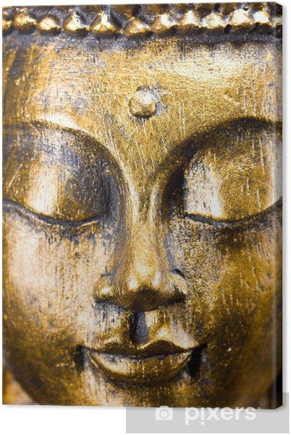 Obraz na płótnie Buddha Kopf - Tematy