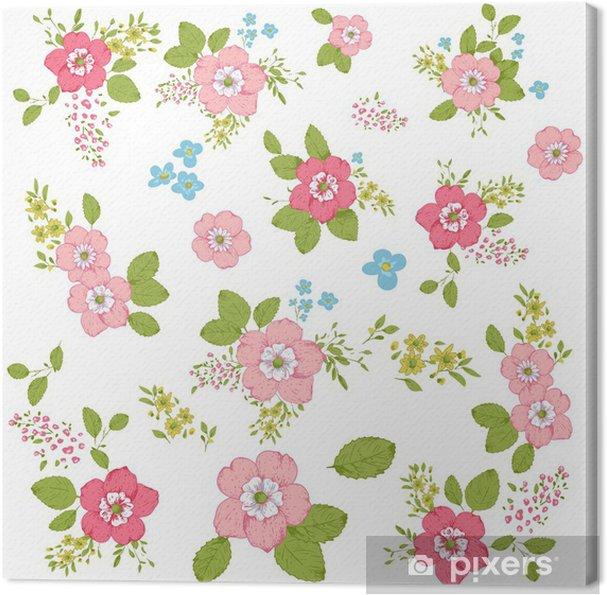 Obraz na płótnie Bukiety - Kwiaty