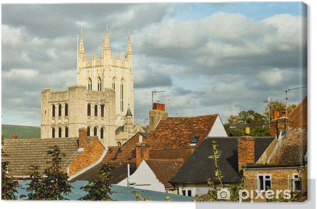 Obraz na płótnie Bury St Edmunds - Europa