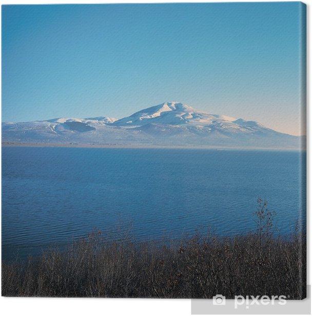 Obraz na płótnie Busko jezioro - Woda