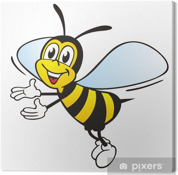 Obraz na płótnie Busy Bee - Inne Inne