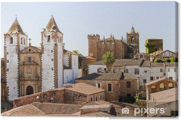 Obraz na płótnie Caceres, Hiszpania - Europa
