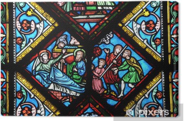 Obraz na płótnie Caen, Abbaye aux Hommes we Francji - Wakacje