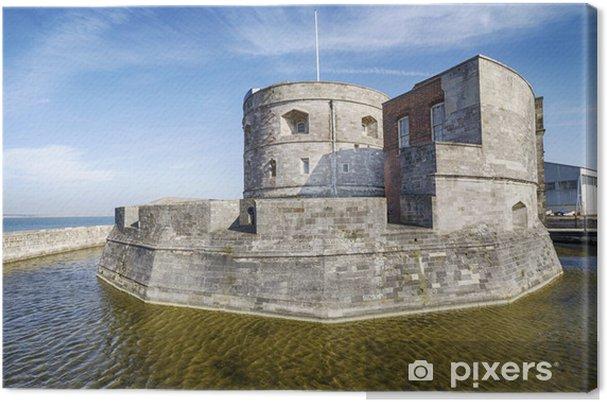 Obraz na płótnie Calshot Castle - Europa