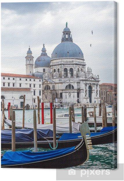 Obraz na płótnie Canal Grande w Wenecji, Włochy - Tematy