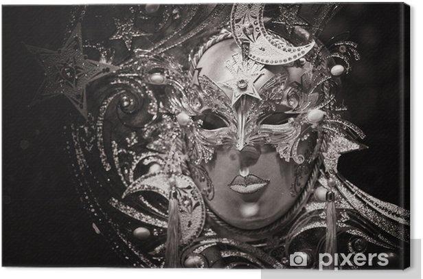 Obraz na płótnie Carnival Mask, Wenecja - Miasta europejskie