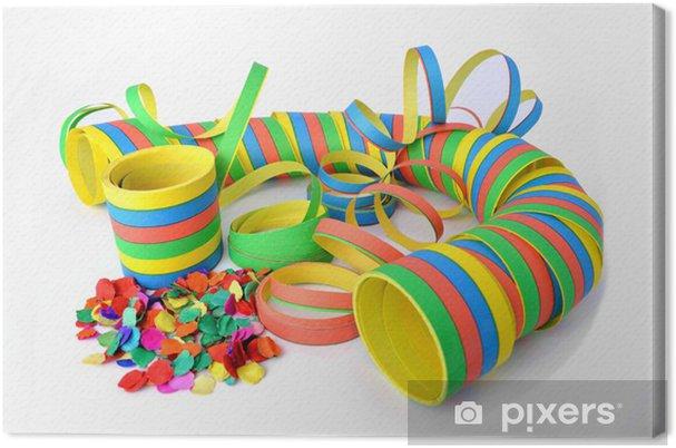 Obraz na płótnie Carnival - Sylwester - Party Dekoracje - Święta międzynarodowe