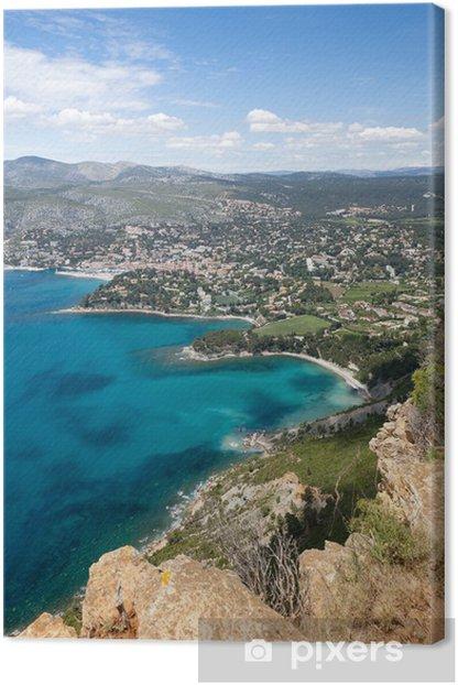 Obraz na płótnie Cassis - Europa