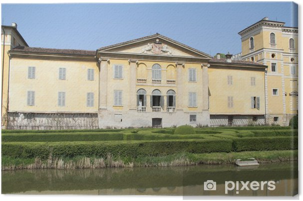 Obraz na płótnie Castello - Zabytki