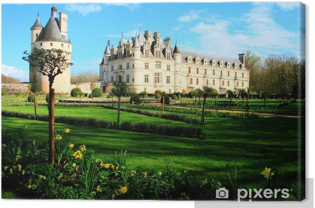 Obraz na płótnie Castle Garden - Europa