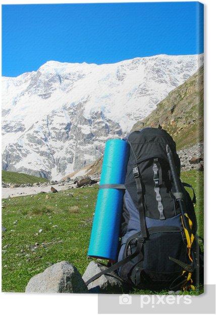 Obraz na płótnie Caucasus mountain - Góry