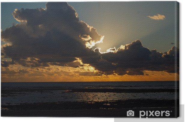 Obraz na płótnie CELESTIAL ŚWIATŁO. CHIPIONA - Woda