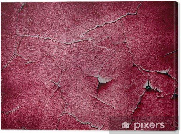 Obraz na płótnie Cement wall Tła - Zasoby graficzne