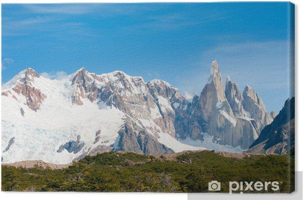 Obraz na płótnie Cerro Torre mountain, Patagonia, Argentina - Ameryka