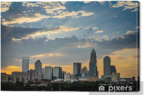Obraz na płótnie Charlotte, North Carolina słońca - Sytuacje biznesowe