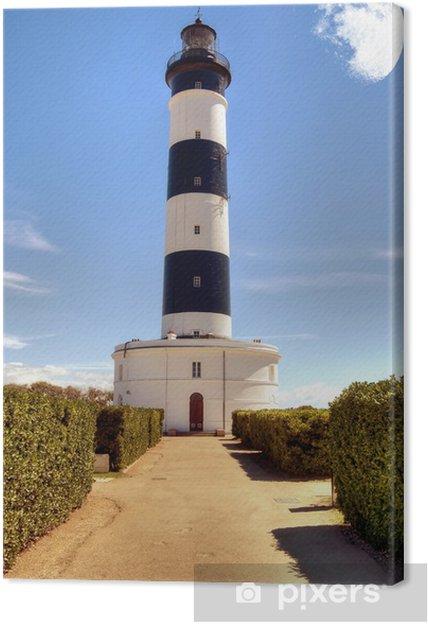 Obraz na płótnie Chassiron latarni wyspie Oleron - Życie