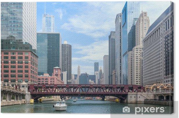 Obraz na płótnie Chicago rejs - Tematy