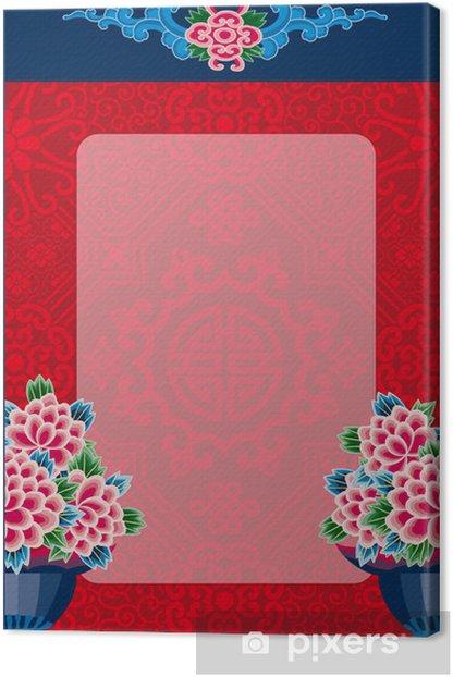 Obraz na płótnie Chiński tapety - Azja
