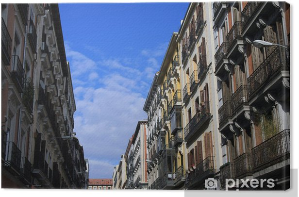 Obraz na płótnie Chueca madrid - Miasta europejskie