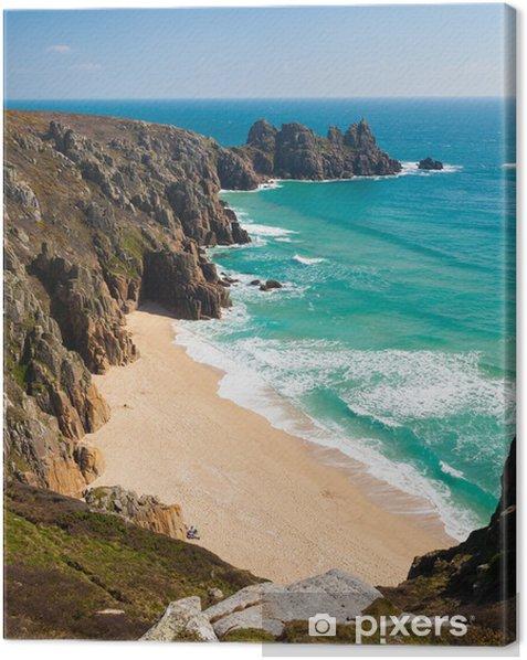 Obraz na płótnie Chy vounder plaża, Cornwall. - Tematy