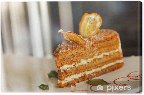 Obraz na płótnie Ciasto marchewkowe - Przeznaczenia
